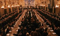 Great Hall During Mealtime!