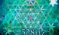 MI – 528 Hz – Transformation, Love and Miracles (DNA Repair).   By the sea nature.