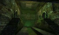Beneath the city streets of Larkmar exists an otherworldly labyrinth of dark and twisting tunnels.