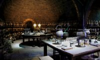 Potion Class in the Hogwarts Dungeons