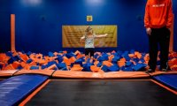 Working/Being at Sky Zone
