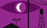 http://www.ambient-mixer.comWelcome to Night Vale is by Joseph Fink