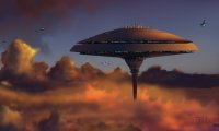 ~ Cloud City Spaceport ~