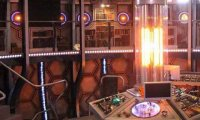 A Quiet Day Inside the TARDIS