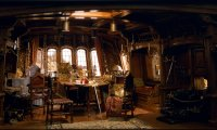 Captain Hook's Quarters