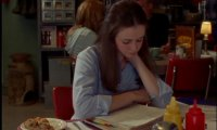 It's a rainy day in Stars Hollow and there is no better place to get stuck in a book.