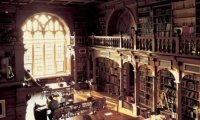 hogwarts' library