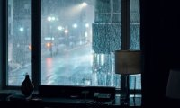 A Rainy Night in your Apartment