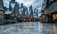 Three Broomstick's at Hogsmeade