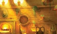 https://www.ambient-mixer.comHufflepuff common room during rain
