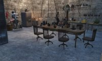 Fo4- Dinner in the Castle Kitchen