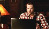 Sam and You are searching, Dean is asleep.