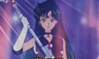 Sailor Pluto's Duty