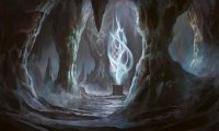 Natural Cavernous Fantasy Dungeon