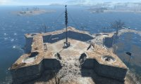 Fo4- Waking up at the Castle