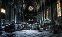 It Was A Bad Idea to Visit This Abandoned Church