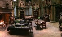 Slytherin House Common Room