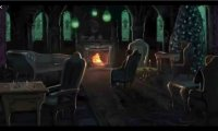 Slytherine common room