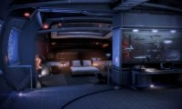 The Commander's Cabin on the Normandy SR2