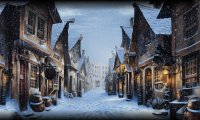 Holidays at Hogsmeade