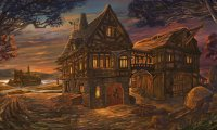 http://www.ambient-mixer.comTaking in a medieval tavern's ambience by the fireside...