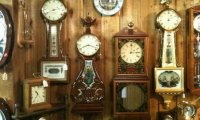 Old clocks shop