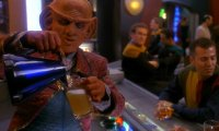 Come to Quark's! Quark's is fun! Come right now! Don't walk, run!