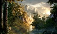 http://www.ambient-mixer.comThe Last Kingdom of the Elves in Middle Earth
