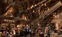 Three Broomsticks Pub