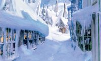 https://www.ambient-mixer.comHogsmeade near Christmas