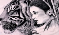 """Lady and the Tiger?"""