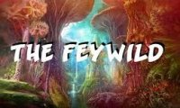 A magical feeling fairytale fey wild theme