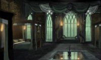 Slytherin Girls Dorm