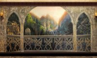 Rivendell Balcony