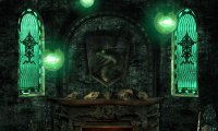 7th Year Slytherin Girl's Dorm