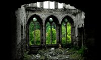 http://www.ambient-mixer.comChapel in a Medieval Forest