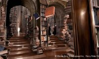 Hogwarts Library 3