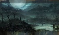 This is a background atmosphere for plaing Age Of Sigmar Games within the realm of Shyish.
