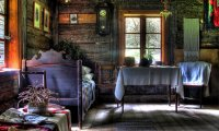 http://www.ambient-mixer.comInside a Cozy Winter Cottage
