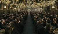 Study Hall in The Great Hall at Hogwarts