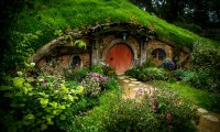 a summer day in the shire