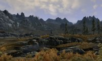 outside whiterun