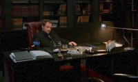 Crowley's Private Office