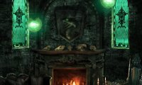 Study in the Slytherin Common Room