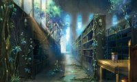 Ambient Sorcerer's Library