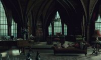 Cozy Studying Atmosphere in the Hogwarts Dungeons