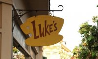 Luke's Diner: Stars Hollow