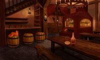 The Waystone Inn from The Kingkiller Chronicle