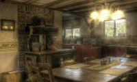 Quiet Kitchen at the Burrow
