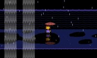undertale waterfall